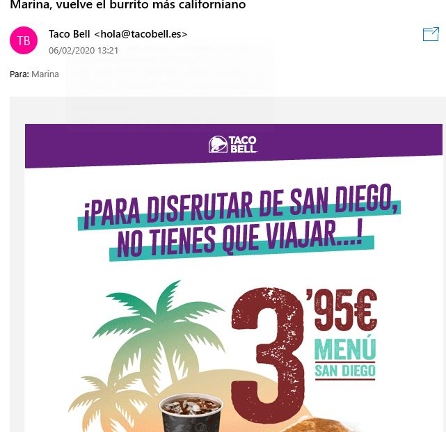 Email TacoBell