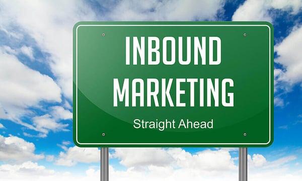 Inbound Marketing carretera