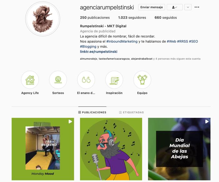 Instagram-Rumpelstinski