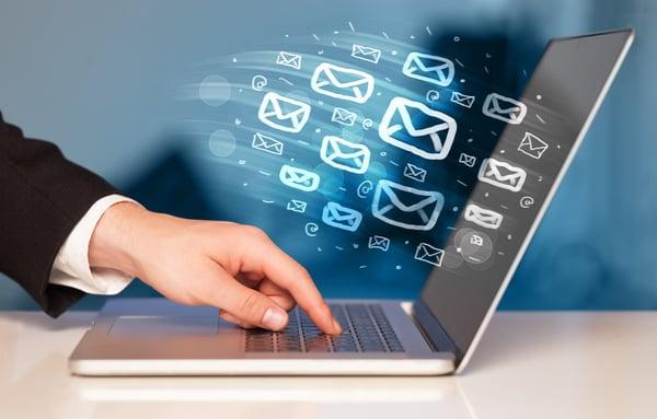 enviar emails