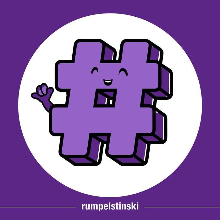 hashtags-rumpelstinski