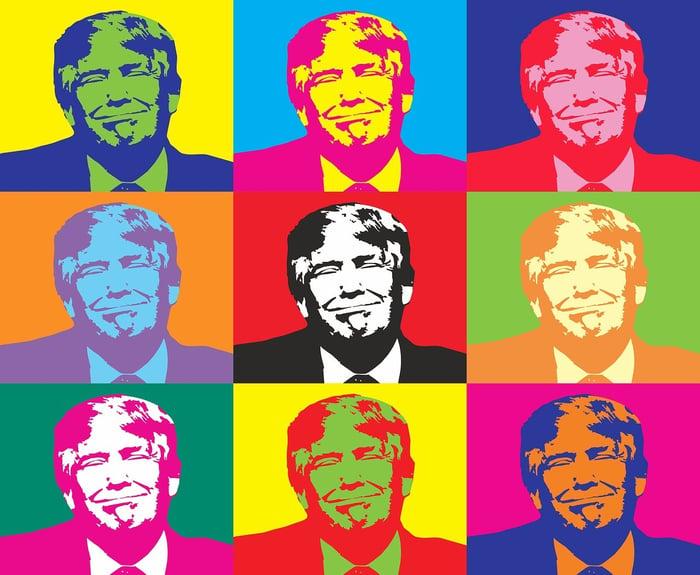 pop-art-trump
