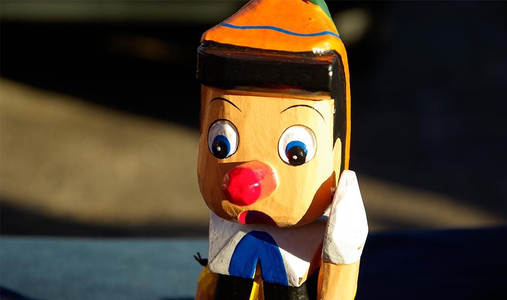 Fake News Pinocho