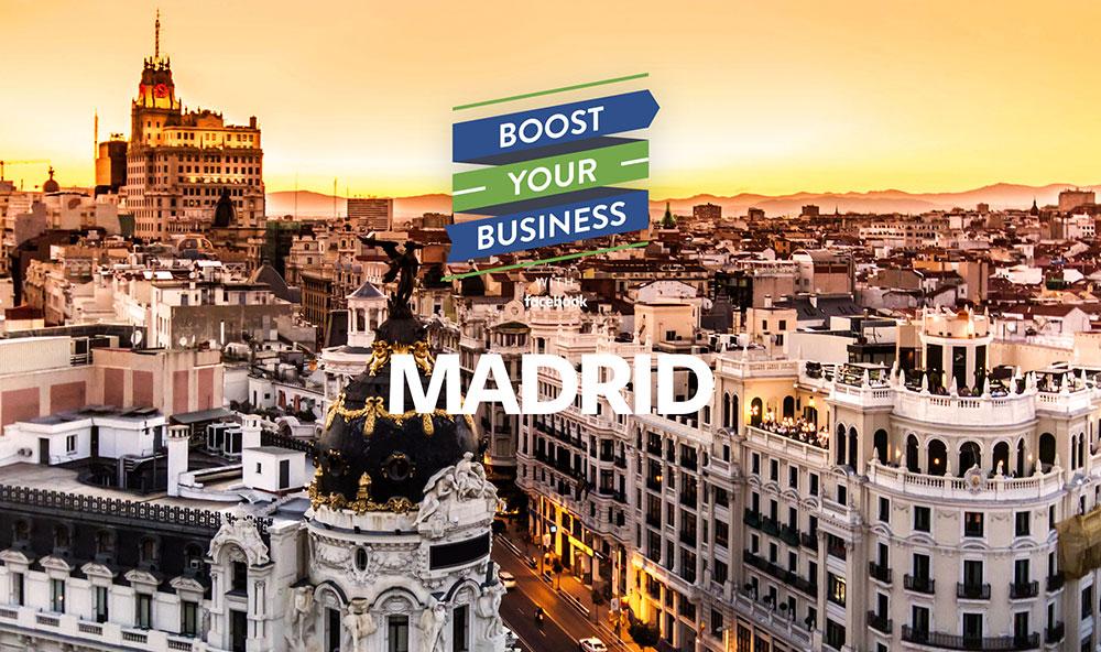 Madrid Negocios Facebook