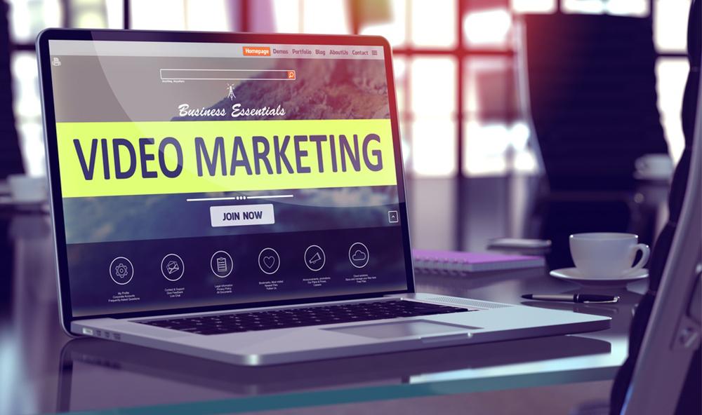 Video Marketing Ordenador